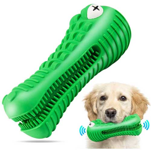 powergator chew toy for aggressive chewers